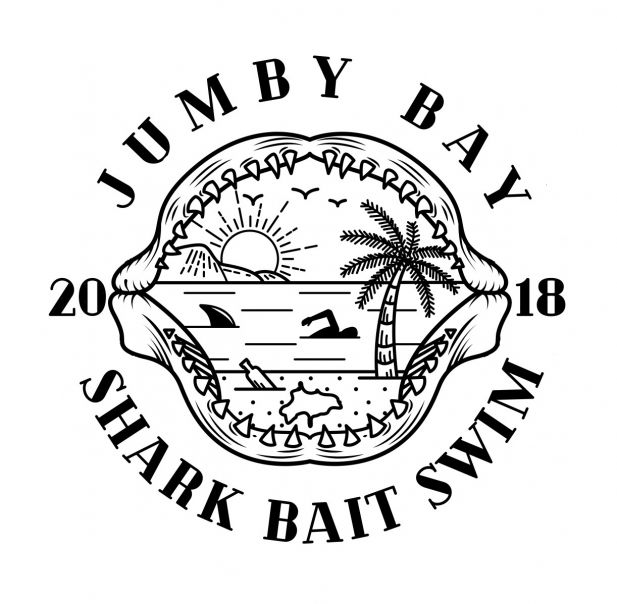 Jumby Bay Shark Bait Swim