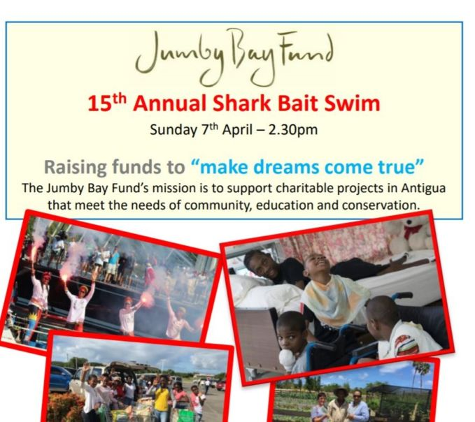 Shark Bait Swim April 19